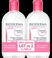 Crealine Ts H2o Solution Micellaire Sans Parfum Nettoyante Apaisante 2fl/500ml à COLLONGES-SOUS-SALEVE