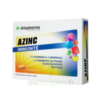 Azinc Immunité Tri Couches Comprimés B/30 à COLLONGES-SOUS-SALEVE