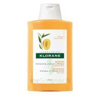 Klorane Beurre De Mangue Shampooing Cheveux Secs 200ml à COLLONGES-SOUS-SALEVE