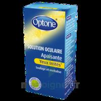 Optone Solution Oculaire Rafraîchissante Yeux Irrités Fl/10ml à COLLONGES-SOUS-SALEVE