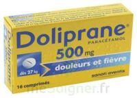 Doliprane 500 Mg Comprimés 2plq/8 (16) à COLLONGES-SOUS-SALEVE