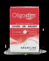Oligostim Cuivre Or Argent Cpr Subl T/40 à COLLONGES-SOUS-SALEVE