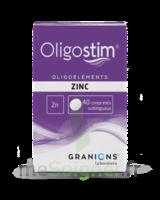 Oligostim Zinc Cpr Subl T/40 à COLLONGES-SOUS-SALEVE