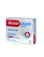 Rennieliquo Sans Sucre, Suspension Buvable édulcorée à La Saccharine Sodique En Sachet-dose à COLLONGES-SOUS-SALEVE