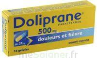 Doliprane 500 Mg Gélules B/16 à COLLONGES-SOUS-SALEVE