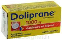 Doliprane 1000 Mg Comprimés Effervescents Sécables T/8 à COLLONGES-SOUS-SALEVE