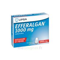 Efferalgan 1000 Mg Comprimés Pelliculés Plq/8 à COLLONGES-SOUS-SALEVE