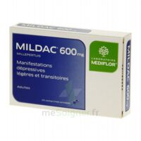 Mildac 600 Mg, Comprimé Enrobé à COLLONGES-SOUS-SALEVE
