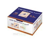 Bd Micro - Fine +, 0,30 Mm X 8 Mm, Bt 100 à COLLONGES-SOUS-SALEVE