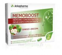 Memoboost Ginkgo + Bacopa Gélules B/30 à COLLONGES-SOUS-SALEVE