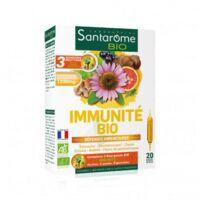 Santarome Bio Immunité Solution Buvable 20 Ampoules/10ml à COLLONGES-SOUS-SALEVE