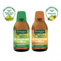 Ultradraine Bio Solution Buvable Thé Vert Citron Fl/500ml à COLLONGES-SOUS-SALEVE