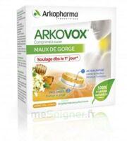 Arkovox Comprimés à Sucer Miel Citron B/20 à COLLONGES-SOUS-SALEVE