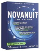 Novanuit Triple Action Comprimés B/30 à COLLONGES-SOUS-SALEVE