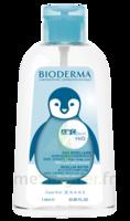 Abcderm H2o Solution Sans Rinçage Nettoyante Bébé Fl Pompe/1l à COLLONGES-SOUS-SALEVE