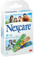 Nexcare Soft Design Kids, Bt 20 à COLLONGES-SOUS-SALEVE