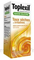 Toplexil 0,33 Mg/ml Sans Sucre Solution Buvable 150ml à COLLONGES-SOUS-SALEVE