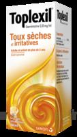 Toplexil 0,33 Mg/ml, Sirop 150ml à COLLONGES-SOUS-SALEVE