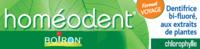 Boiron Homéodent Soin Complet Dents Et Gencives Pâte Dentifrice Chlorophylle Format Voyage T/25ml à COLLONGES-SOUS-SALEVE
