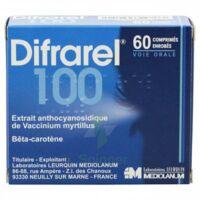 Difrarel 100 Mg, Comprimé Enrobé 6plq/10 à COLLONGES-SOUS-SALEVE