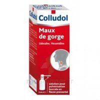 Colludol Solution Pour Pulvérisation Buccale En Flacon Pressurisé Fl/30 Ml + Embout Buccal à COLLONGES-SOUS-SALEVE