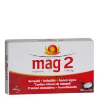 Mag 2 100 Mg, Comprimé  B/120 à COLLONGES-SOUS-SALEVE
