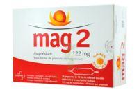 Mag 2 122 Mg S Buv En Ampoule Sans Sucre édulcoré à La Saccharine Sodique 30amp/10ml à COLLONGES-SOUS-SALEVE