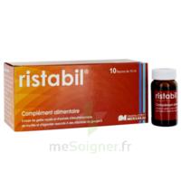 Ristabil Anti-fatigue Reconstituant Naturel B/10 à COLLONGES-SOUS-SALEVE