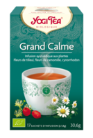 Yogi Tea Grand Calme à COLLONGES-SOUS-SALEVE