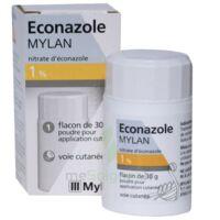 Econazole Mylan 1 % Pdr Appl Cut Fl/30g à COLLONGES-SOUS-SALEVE