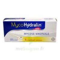 Mycohydralin 500 Mg, Comprimé Vaginal à COLLONGES-SOUS-SALEVE
