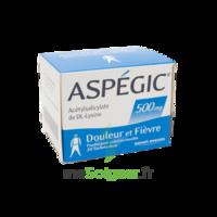 Aspegic 500 Mg, Poudre Pour Solution Buvable En Sachet-dose 20 à COLLONGES-SOUS-SALEVE