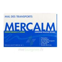 Mercalm, Comprimé Pelliculé Sécable à COLLONGES-SOUS-SALEVE
