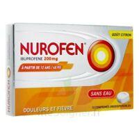 Nurofen 200 Mg, Comprimé Orodispersible à COLLONGES-SOUS-SALEVE