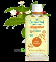 Puressentiel Articulations & Muscles Huile De Massage Bio** Effort Musculaire - Arnica - Gaulthérie - 100 Ml à COLLONGES-SOUS-SALEVE