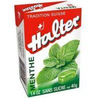 Halter Bonbons Sans Sucre Menthe à COLLONGES-SOUS-SALEVE