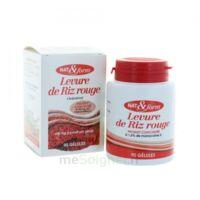 Nat&form Expert Levure De Riz Rouge Gélules B/90 à COLLONGES-SOUS-SALEVE