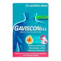 Gavisconell Suspension Buvable Sachet-dose Menthe Sans Sucre 12sach/10ml à COLLONGES-SOUS-SALEVE