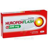 Nurofenflash 400 Mg Comprimés Pelliculés Plq/12 à COLLONGES-SOUS-SALEVE