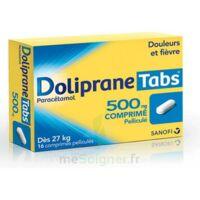 Dolipranetabs 500 Mg Comprimés Pelliculés Plq/16 à COLLONGES-SOUS-SALEVE