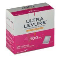 Ultra-levure 100 Mg Poudre Pour Suspension Buvable En Sachet B/20 à COLLONGES-SOUS-SALEVE