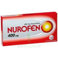 Nurofen 400 Mg Comprimés Enrobés Plq/12 à COLLONGES-SOUS-SALEVE