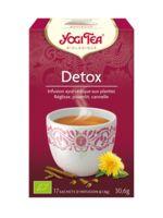 Yogi Tea Detox à COLLONGES-SOUS-SALEVE