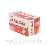 Dafalgan 1000 Mg Comprimés Effervescents B/8 à COLLONGES-SOUS-SALEVE