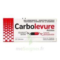 Carbolevure Gélules Adulte Plq/30 à COLLONGES-SOUS-SALEVE