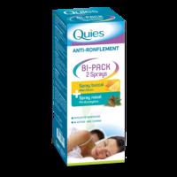 Quies Bi-pack 2 Sprays Buccal Et Nasale Anti-ronflement à COLLONGES-SOUS-SALEVE