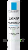 Nutritic Stick Lèvres Sèche Sensibles 2 Etui/4,7ml à COLLONGES-SOUS-SALEVE