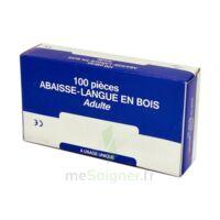 Cooper Abaisse-langue Bois Adulte B/100 à COLLONGES-SOUS-SALEVE