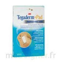Tegaderm + Pad, 9 Cm X 10 Cm , Bt 5 à COLLONGES-SOUS-SALEVE