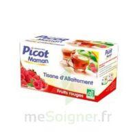 Picot Maman Tisane D'allaitement Fruits Rouges 20 Sachets à COLLONGES-SOUS-SALEVE